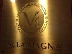 Aula Magna FMUL