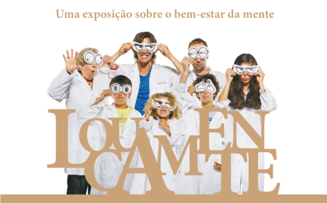 """""""LOUCAMENTE"""" é a nova exposição temporária do Pavilhão do Conhecimento"""