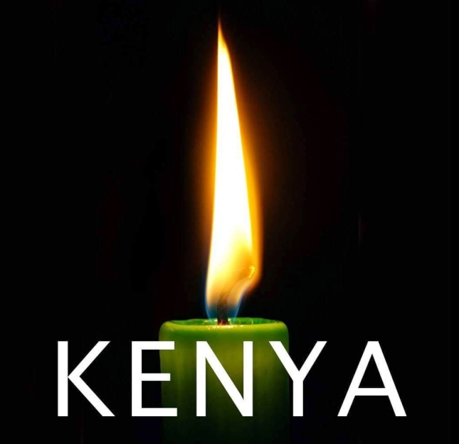 Pray for Kenya