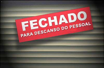 fechado_ferias